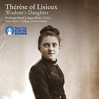 Thérèse of Lisieux audiobook cover art