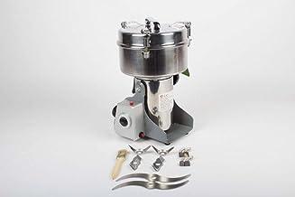 مطحنة ستانلس ستيل من دي ال سي متعددة الوظائف، قدرة 3200 واط، سعة 1000 غرام، باستدارة 280 درجة