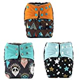 Best All In One Cloth Diapers - Sigzagor 3 AIll in One Night AIO Cloth Review