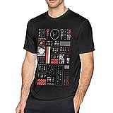 21 Blurryface Pilots O-Neck, Twenty-One Camiseta de Manga Corta para Hombre de Moda Camiseta de algodón 3XL