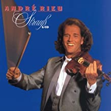Andre Rieu from Holland with love: Waltzes I've Saved For You by Andre Rieu (1994-05-03)