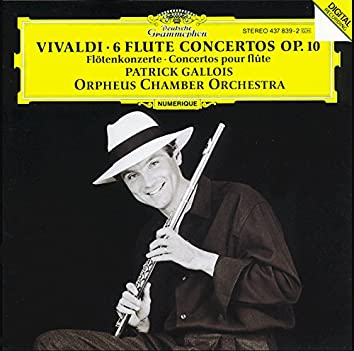 Vivaldi: 6 Flute Concertos Op.10