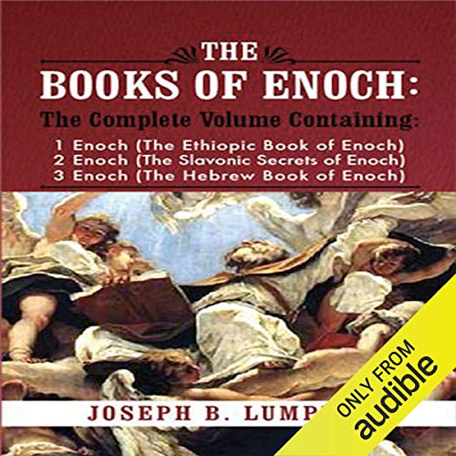The Books of Enoch cover art