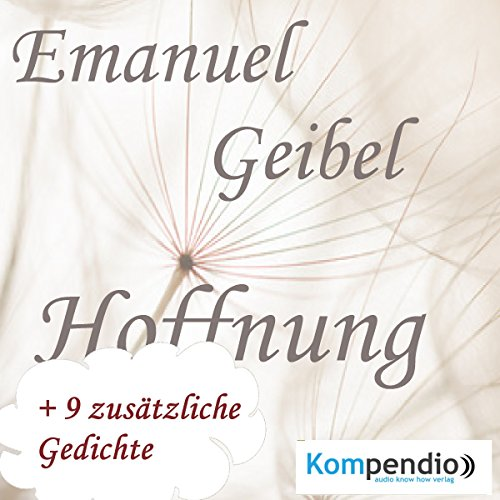 Hoffnung audiobook cover art