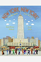 New York, New York!: The Big Apple from A to Z Paperback