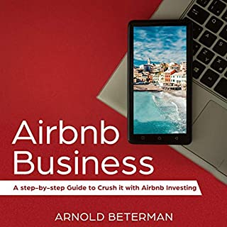 Airbnb Marketing audiobook cover art