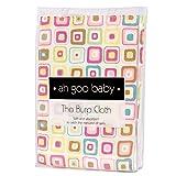 Ah Goo Baby Burp Cloth 100% Cotton, Unisex, 14