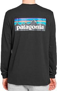 patagonia パタゴニア P-6 LOGO RESPONSIBILI TEE Tシャツ 長袖 ロンT カットソー 38518 [並行輸入品]