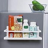Kühlschrank Regal Hängeregal für Kühlschrank Magnet Gewürzregal mit Ablage Küchenregal Küchen...