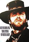 Clint Eastwood Poster FÜR EINE HANDVOLL Dollar