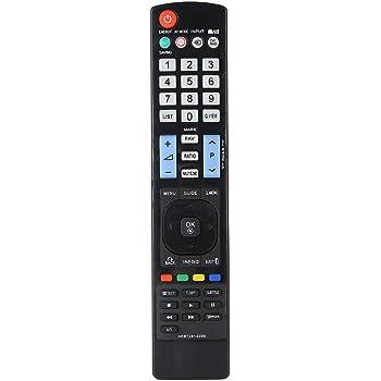 Garsent Mando a Distancia Universal para televisor LG AKB72914209 ...