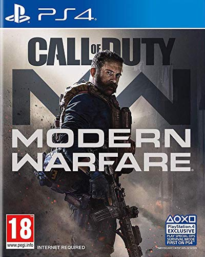 Call of Duty : Modern Warfare pour PS4 [Importación francesa]