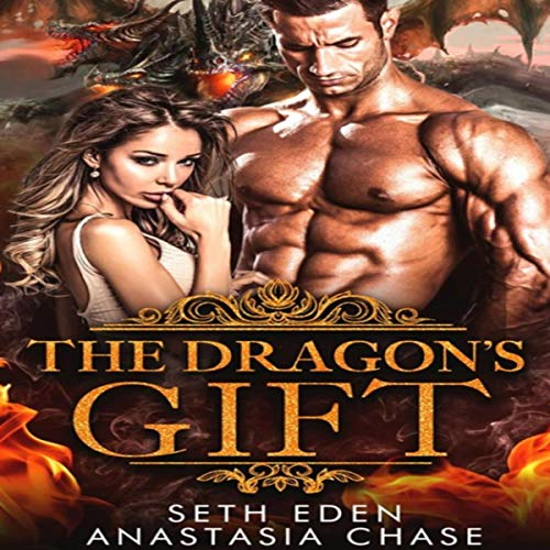 The Dragon's Gift audiobook cover art