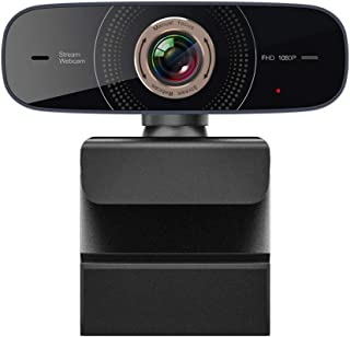 Cámara web Full HD 1080p USB Streaming Camera con micrófon