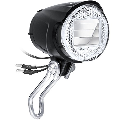 Kingtop LED Dynamo Front Bike Light