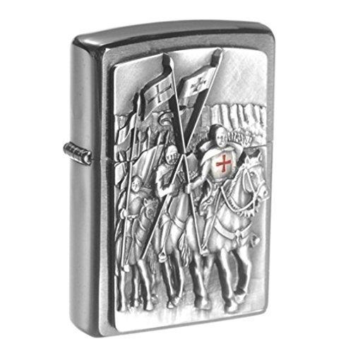 Zippo Original Crusade - Kreuzzug, Kreuzritter - Emblem