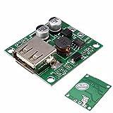 Bluelover 5V 2A Panneau Solaire Alimentation Usb Charge Voltage Controller Régulateur Module 6V...