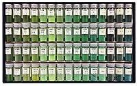 吉祥 日本画用絵具 岩絵具 新緑60色セット