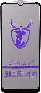 شاشة حماية زجاجية من الزجاج المقوى 2 في 1 ريلمى C11 من اورجينال - اسود