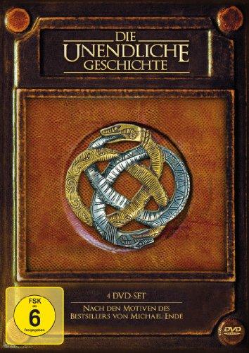 Die unendliche Geschichte - Die Abenteuer gehen weiter [4 DVDs]