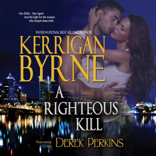 A Righteous Kill audiobook cover art