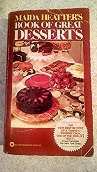 Paperback Maida Heatter's Book of Great Desserts Book