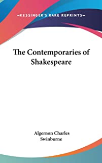 The Contemporaries of Shakespeare