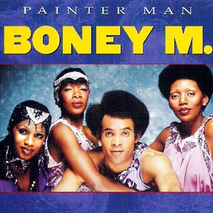 HitcoIIection Boney M -- PAlNTERMAN