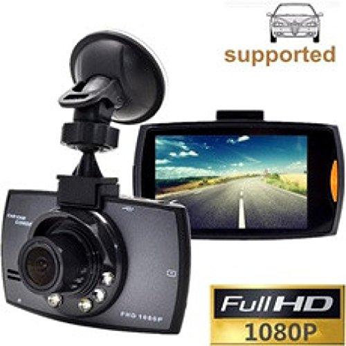 TPulling Een driver recorder 2,4-inch raster 1x auto 1080 P 2.4 Full HD DVR voertuig camera dash cam video G-sensor nachtzicht