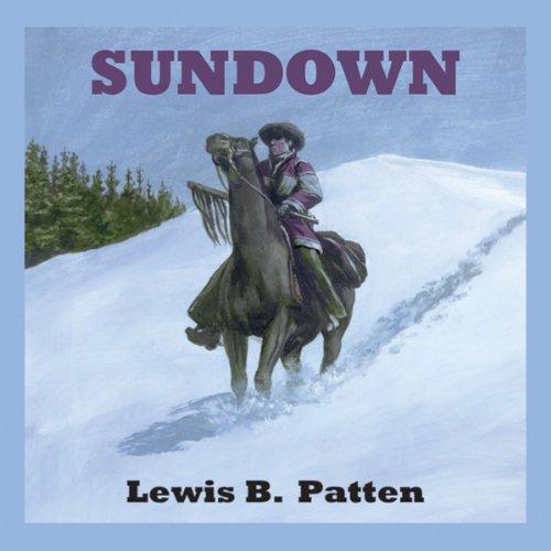 Sundown audiobook cover art