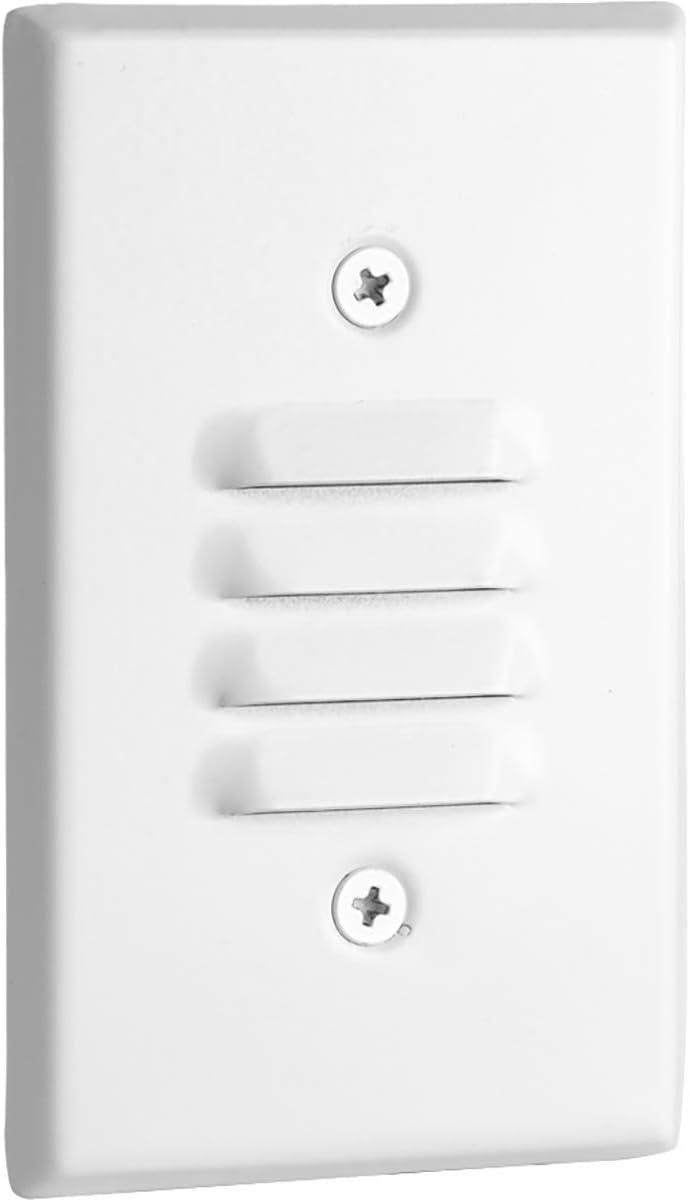 Progress Lighting P660003-028-30K Indoor Lights Step White Max 59% OFF Sale special price