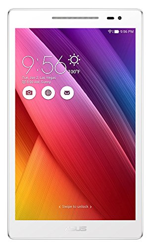 ASUS ZenPad Z380M-6B033A Mini-Tablette IEEE 802.11n Android 6.0 16Go Blanc