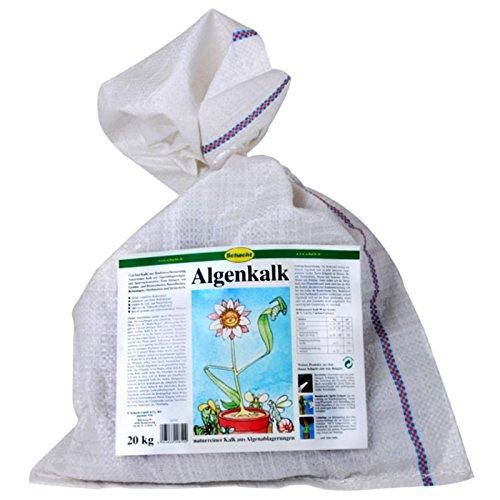 Schacht Algenkalk Spezialdüngemittel 20 kg