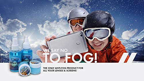 513SzFg5uJL - Anti Fog Paste for Glasses | Refreshed Brand | Cleans and Prevents Fogging of Eyeglasses, Goggles, Binoculars and More| Long Lasting Solution