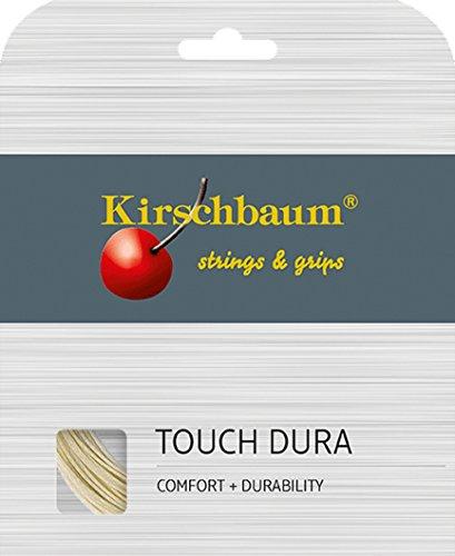 Kirschbaum k2td130 Tennissaite Unisex Kinder, weiß
