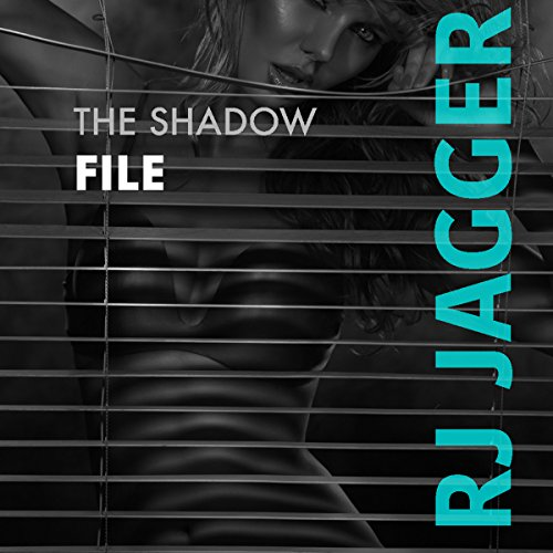 The Shadow File audiobook cover art