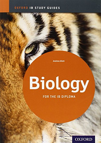 IB Biology: Study Guide: For the IB diploma (IB Diploma Program)