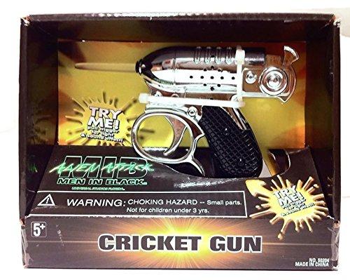 Men In Black Alien Attack : Noisy Cricket Toy Movie Replica with Sound & Light Effects by Men In Black Alien Attack