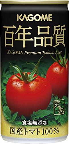 カゴメ百年品質トマトジュース190g×30本