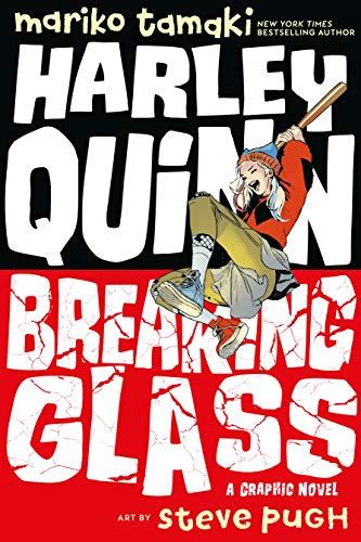 513T0ebwdLL Harley Quinn Novels