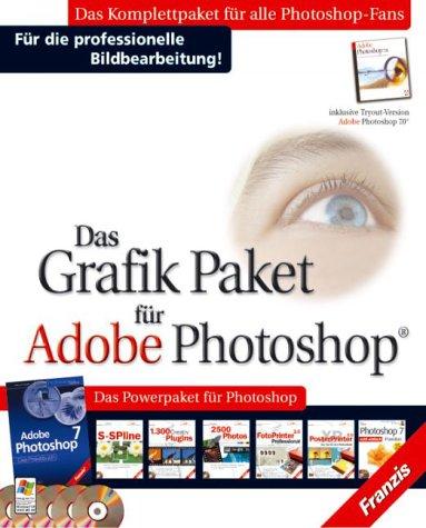 Das Grafik Paket für Adobe Photoshop [import allemand]