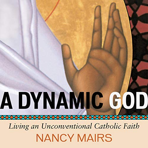 A Dynamic God audiobook cover art