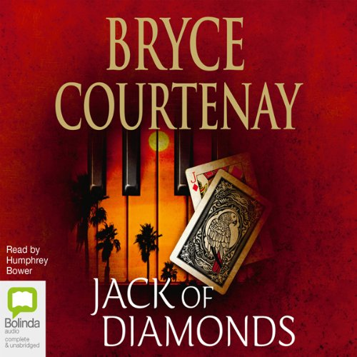 Jack of Diamonds audiobook cover art