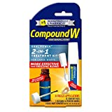 Best Wart Removal Products - Compound W 2-in-1 Wart Removal Kit | Liquid Review