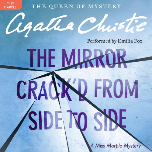 The Mirror Crack'd from Side to Side cover art
