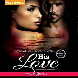His Love audiobook cover art