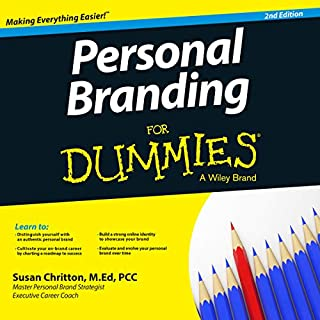 Personal Branding for Dummies, 2nd Edition audiobook cover art