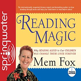 Reading Magic audiobook cover art