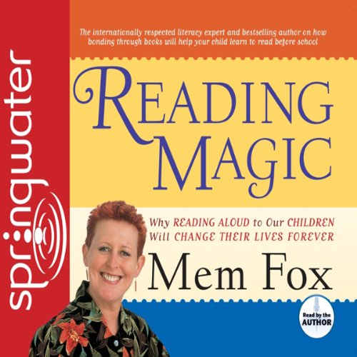 Reading Magic audiobook cover art