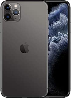 Apple iPhone 11 pro 256gb Max Space Grey (Renewed)
